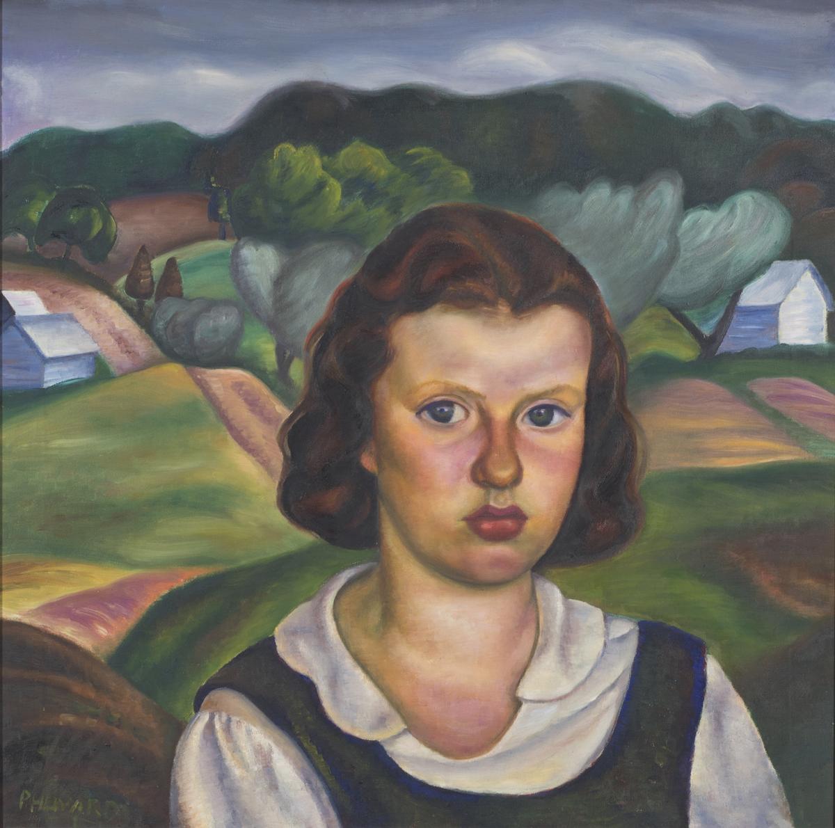 G-51-170 Farmer's Daughter E. Prudence Heward