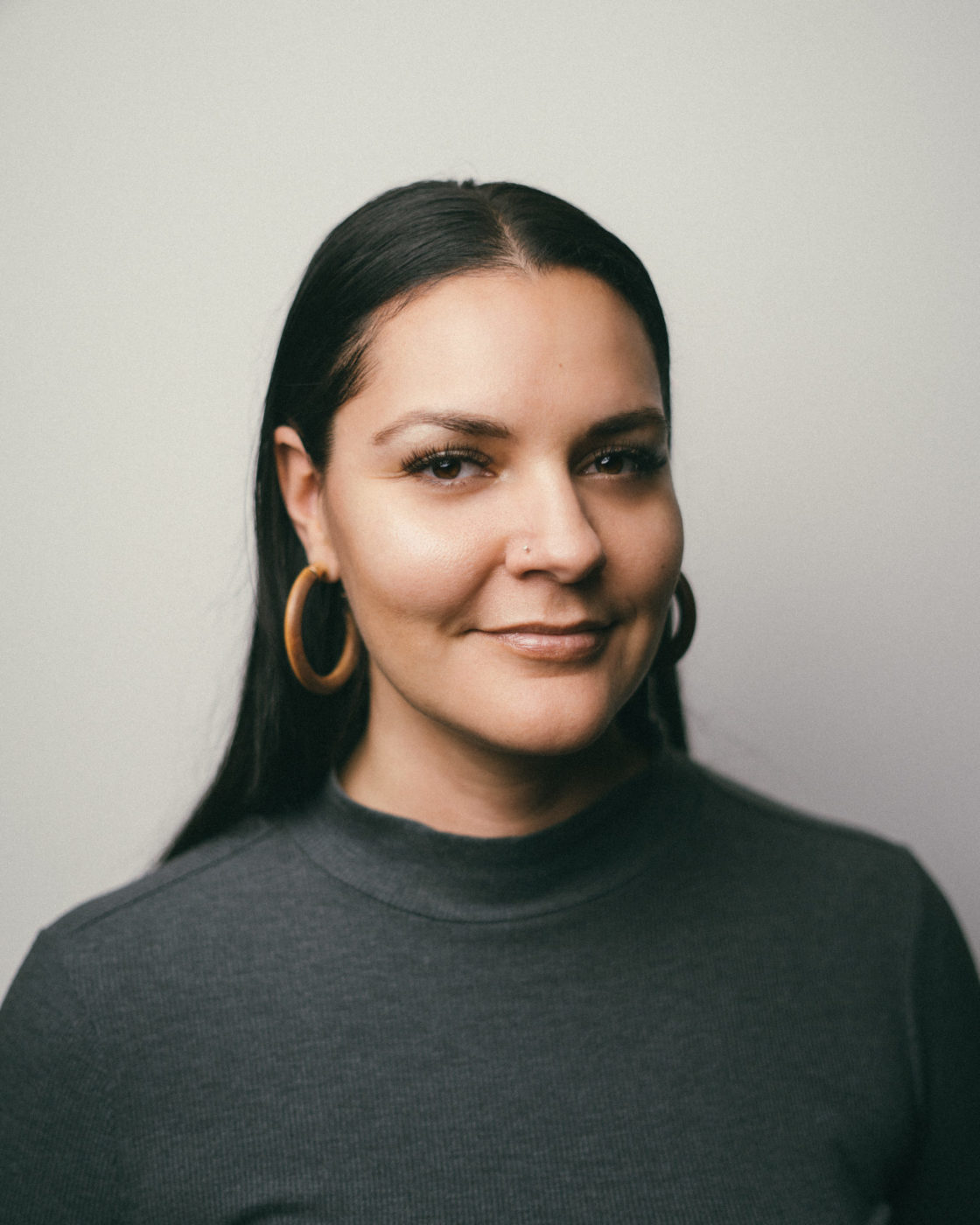 Julia Lafreniere, WAG Manager of Indigenous Initiatives