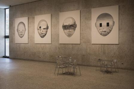 WAG Exhibition shoot, Wanda Koop