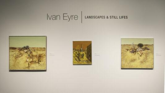 WAG Exhibition shoot, Ivan Eyre, Photographer - Serge Saurette