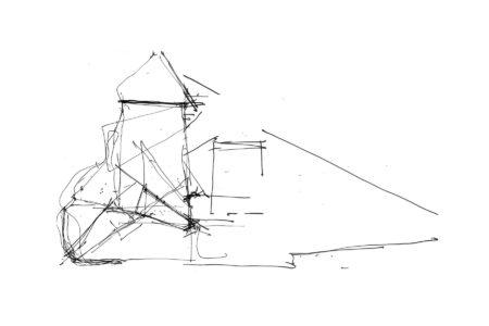 Inuit Art Centre sketch