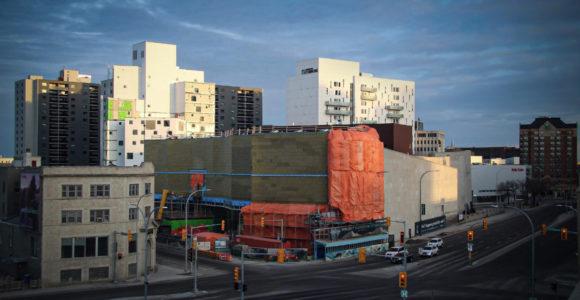 Inuit Art Centre. Photo: Build Films.