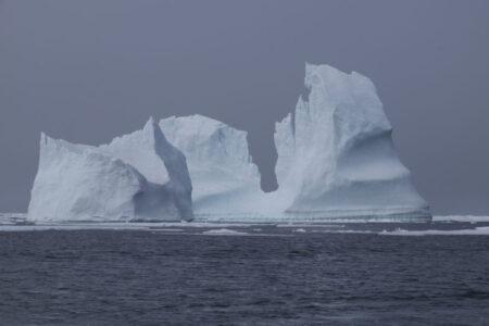 Cumberland Sound, Nunavut. Photo: Hazel Borys