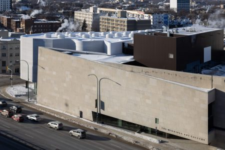 Winnipeg Art Gallery. Photo by Lindsay Reid.