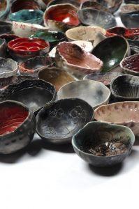 Tracy Fehr. Bowls.