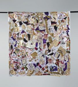Tracy Fehr. Stitched Identities.
