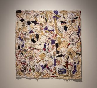 Tracy Fehr. Tracy Fehr. Stitched Identities. Heartbeat Of A Nation